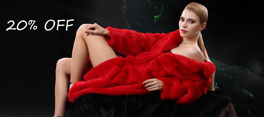 China Mink Fur Coats